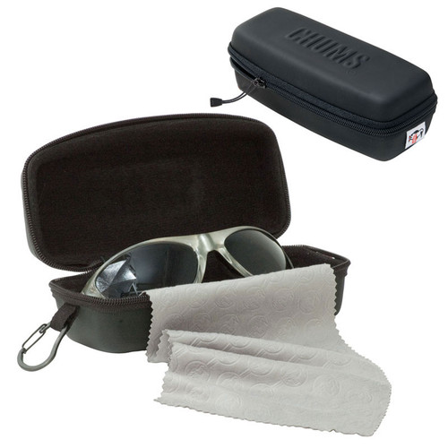 Chums 31095 Explorer Eyewear Case & Cloth