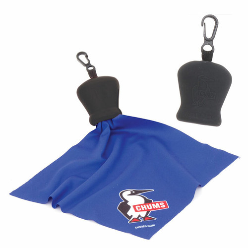Chums 30055 Lens Cleaning Pouch in Black. Shop Now!