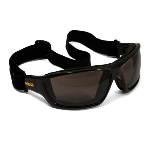 DeWalt DPG83 Converter Safety Glass/Goggle Hybrid Smoke Anti-Fog. Shop now!
