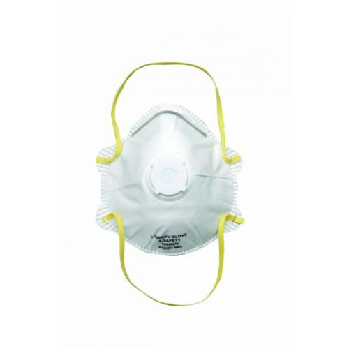 N95 Disposable Respirator with Exhalation Valve 10 pcs/Box. Shop Now!