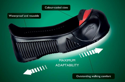 Buy Total Protect Safety Toe Cap Overshoes today and Save!