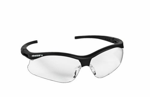 38474 Clear Lens, Black Frame with Black Tips