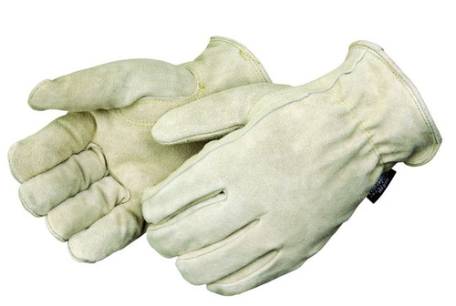 Winter 3M Thinsulate Lined Split Cowhide Drivers Gloves. Shop Now!