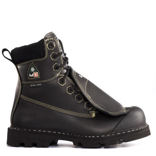 Royer 10-8501 Black FLX Rubber Sole Kevlar Metal-Free Boots. Shop now!