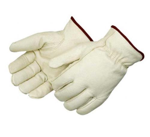 Pigskin Driver Gloves Winter Fleece Grain Lined. Shop Now!