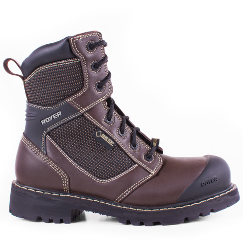 Royer 10-9920 Brown V2000 Footbed ISOFIX Waterproof GORE-TEX Boot. Shop now!