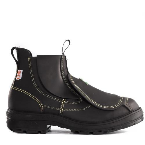 Royer 2089XP Black RealFlex Steel Toecap Waterproof Leather Boot. Shop now!