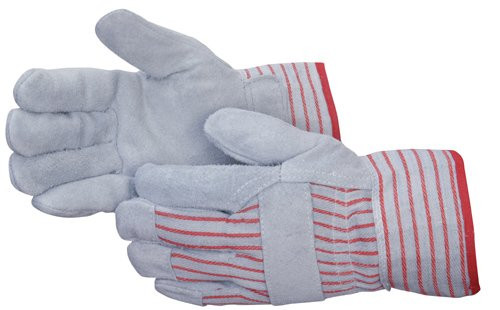 Standard Leather Palm Work Gloves. Shop Now!