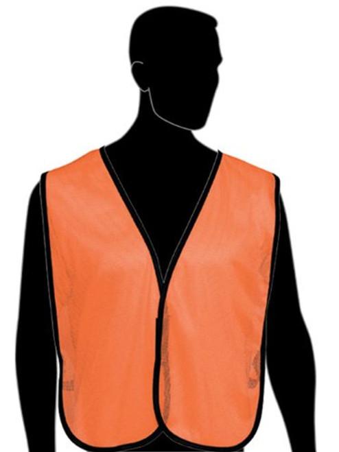 Orange Traffic Safety Vest-Universal Size. Shop Now!