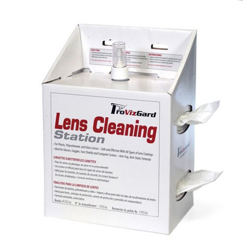 16 Oz Lens Cleaning Station 1200 Tissues. Shop Now!