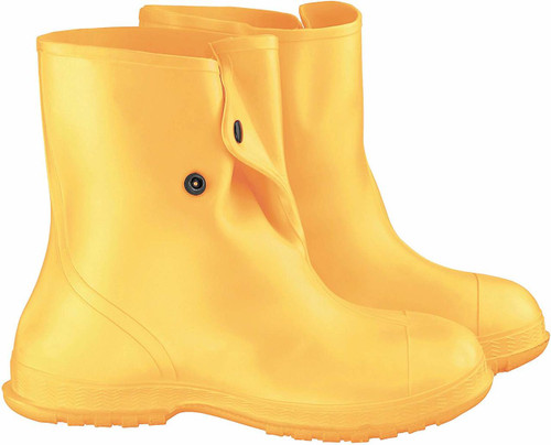 Onguard 88020 10 Inch Yellow Overshoe with 4-Way Cleated Outsole. Shop now!