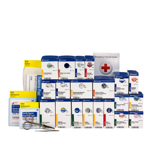 Class A+ Large SmartCompliance First Aid Cabinet Refill Pack w/ Meds. Shop now!