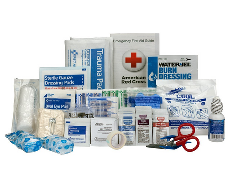 Class A 50 Person Bulk ANSI A, Plastic First Aid Kit Refill Pack. Shop now!