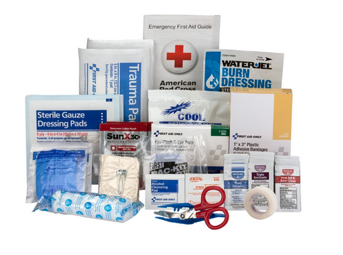 Class A+ 25 Person ANSI A+, Plastic First Aid Kit- Type III Refill Pack. Shop now!