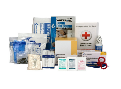 Class A+ 25 Person ANSI A+,Metal Vehicle First Aid Kit Refill Pack. Shop now!