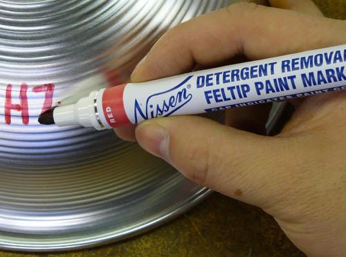 Nissen Detergent Removable Feltip Paint Marker. Shop Now!