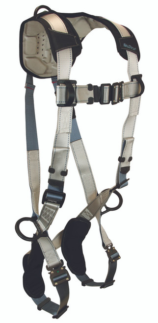 FallTech 7092 FlowTech 3‐D Standard Non-belted Body Harness. Shop Now!