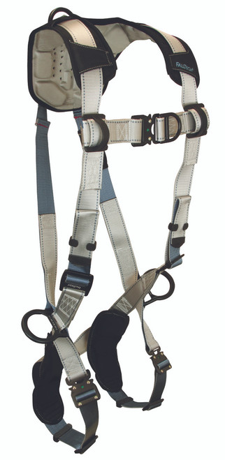 FallTech 7092FD FlowTech Std Non‐belted Full Body Harness. Shop Now!