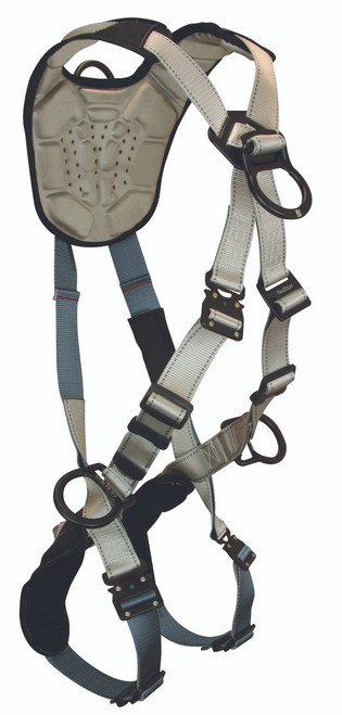 Falltech 7098 FlowTech Climbing Cross‐over Full Body Harness. Shop Now!