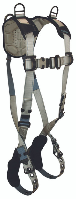 FallTech 8097 FlowTech 3‐D Std Non-belted Full Body Harness. Shop Now!