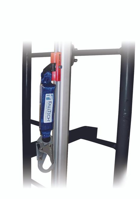 FallTech 776000 6' Vertical Rail Segment with Brackets. Shop Now!