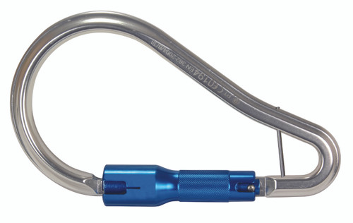 FallTech 8447A Aluminum Carabiner - Large Twist Lock. Shop Now!