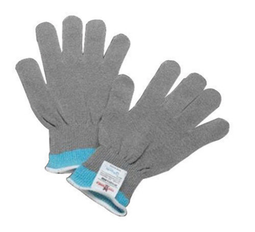 Honeywell PF13-GY-M-SS Perfect Fit HPPE/Stainless Steel Cut-Resistant Gloves. Shop Now!