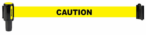 """Banner Stakes PL4026 PLUS Yellow """"Caution"""" Banner. Shop now!"""