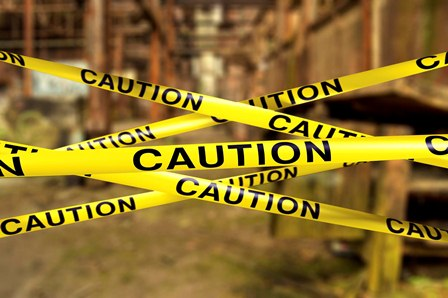 We have a wide range of caution and warning tapes of your choice