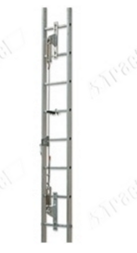 Tractel L1T820 Stopcable Ladder Safety System 3/8 in