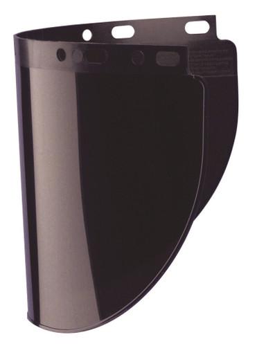 11 1//4 x 8 Clear Fibre-Metal 280-4118CL High Performance Faceshield Windows Standard