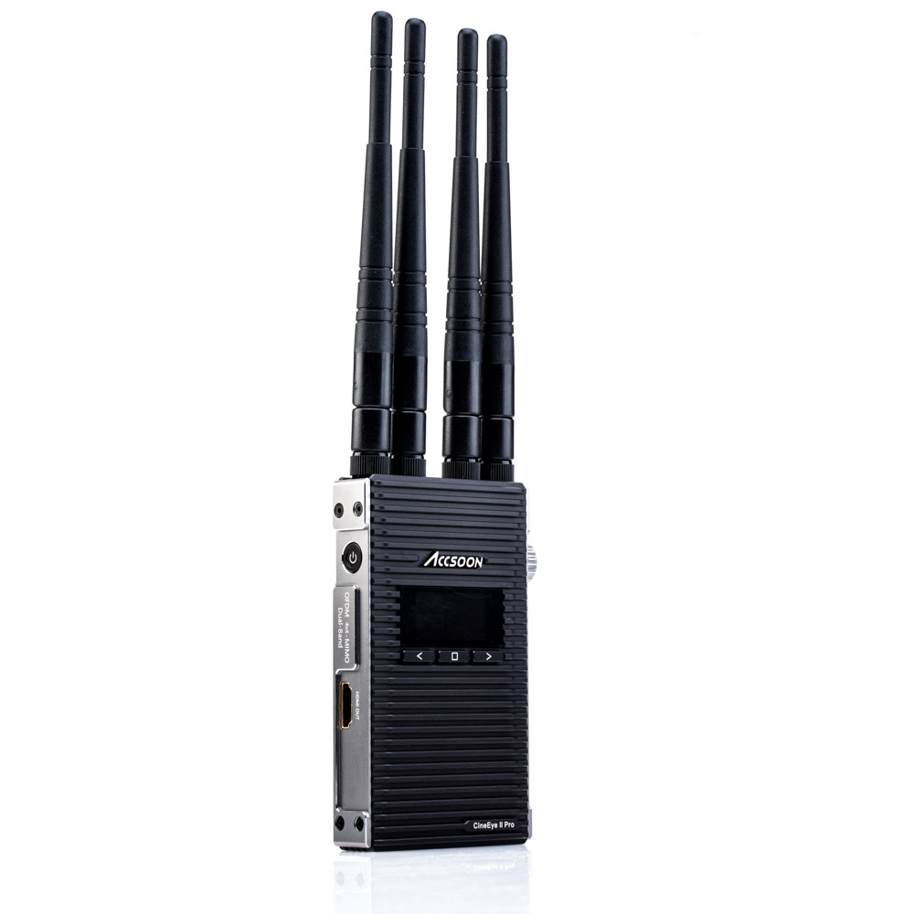 CineEye Multispectrum Wireless Video Transmitter and Receiver (Pro)
