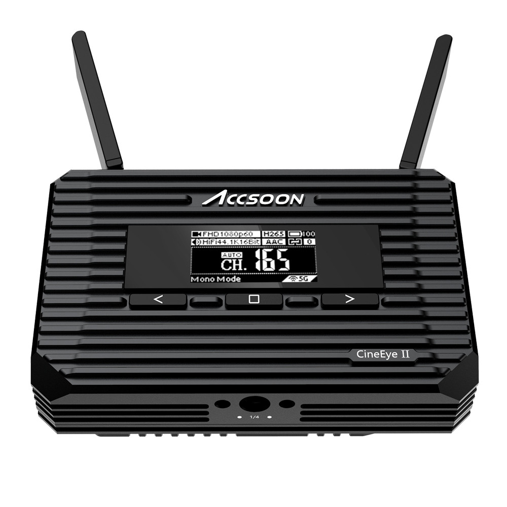 Accsoon CineEye 5G Wireless Video Transmitter (Second Generation)