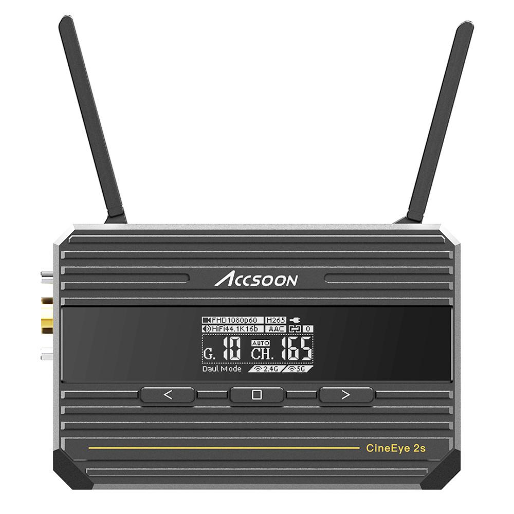 Accsoon CineEye2S SDI 5G Wireless Video Transmitter (Second Generation)