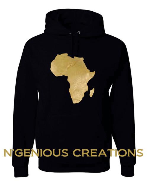 AFRICA HOODIE