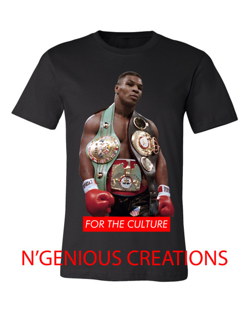 FOR THE CULTURE- THE CHAMP