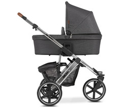 Carrycot 2019 Diamond Series Asphalt