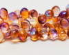 4x6mm Topaz Celestial Drops (300 Pieces)