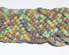 6/0 Aged Matted Selva Picasso Mix (1/4 Kilo)
