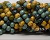 32/0 BonBon™ Aged Bonsai Picasso Mix (1/4 Kilo)