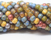 32/0 BonBon™ Aged Mardi Gras Picasso Mix (1/4 Kilo)