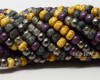 2/0 BonBon™ Aged Imperial Purple Picasso Mix (1/4 Kilo)