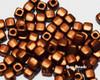 6/0 Old Copper Cubix® (50 Grams)