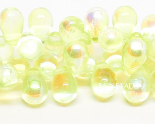 6x9mm Neo Mint Celestial Drops (150 Pieces)