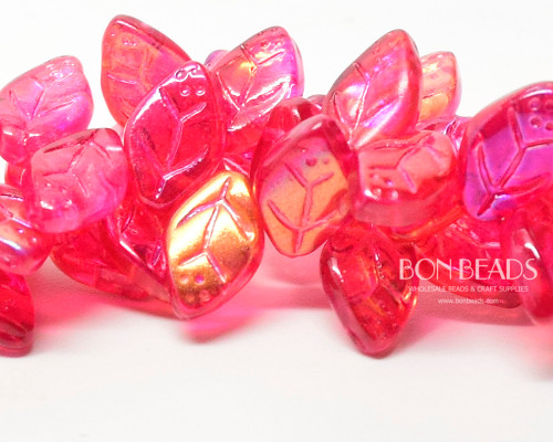12x7mm Rose Celestial Leaves (300 Pieces)