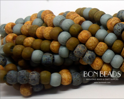 32/0 BonBon™ Aged Matted Bonsai Picasso Mix (1/4 Kilo)