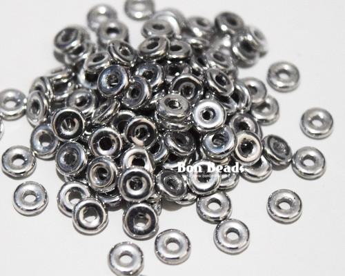 4x1mm Full Labrador O Beads (100 Grams)