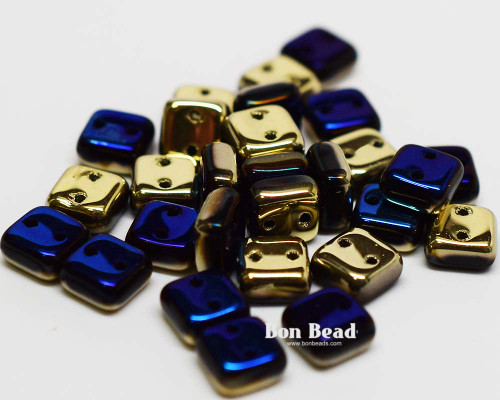 6mm California Blue Rush 2 Hole Chexx (100 Grams)