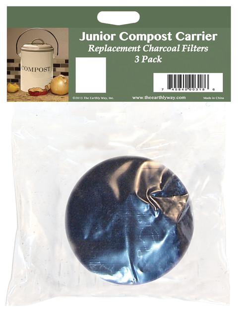 Jr Compost Carrier Replacement filters