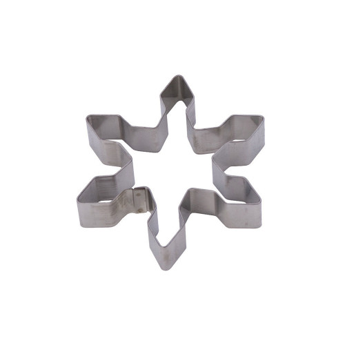 Stainless Steel Snowflake Cookie Cutter